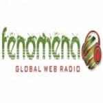 Logo da emissora Rádio Fenômena