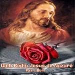 Logo da emissora Rádio Jesus de Nazaré