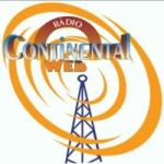 Logo da emissora Rádio Continental Web