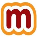 Logo da emissora Radio Mojn 104.5 FM