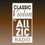 Logo da emissora Allzic Radio Classic Violon
