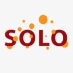 Logo da emissora Radio Solo 96.4 FM