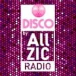 Logo da emissora Allzic Radio Disco