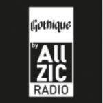 Logo da emissora Allzic Radio Gothique