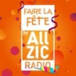 Logo da emissora Allzic Radio Faire La Fête
