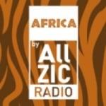 Logo da emissora Allzic Radio Africa