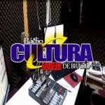 Logo da emissora Rádio Cultura de Brasilia
