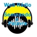 Logo da emissora Web Rádio Semeando a Palavra