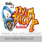 Logo da emissora Rádio Jovem Rio On-line