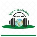 Logo da emissora Rádio Web Água Verde Guaiuba