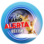 Logo da emissora Rádio Alerta Rio FM