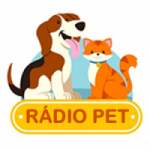 Logo da emissora Rádio Pet