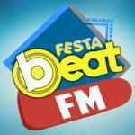 Logo da emissora Rádio Festa Beat FM