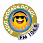 Logo da emissora Rádio Morada Do Sol 104.9 FM