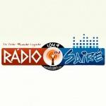 Logo da emissora Rádio Sairé 104.9 FM