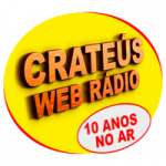Logo da emissora Crateús Web Rádio