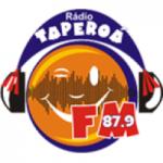 Logo da emissora Rádio Taperoá 87.9 FM