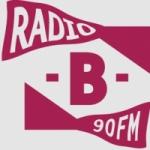 Logo da emissora Radio B FM