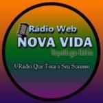 Logo da emissora Rádio Nova Vida Itapetinga