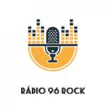 Logo da emissora Rádio 96 Rock