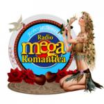 Logo da emissora Rádio Mega Romântica