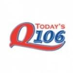 Logo da emissora WWQM Q 106 FM