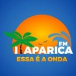 Logo da emissora Rádio Itaparica FM
