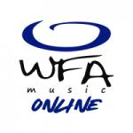 Logo da emissora Rádio WFA Music Online