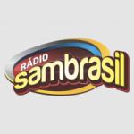 Logo da emissora Rádio Sambrasil