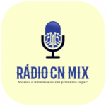 Logo da emissora Rádio CN Mix