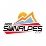Logo da emissora Radio Sun Alpes