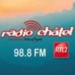 Logo da emissora Radio Chatel 98.8 FM
