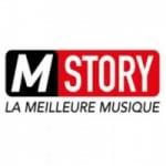 Logo da emissora M Story Radio