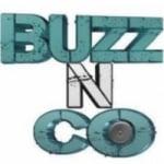 Logo da emissora Buzz N Co Radio