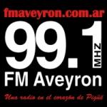 Logo da emissora Radio Aveyron 99.1 FM