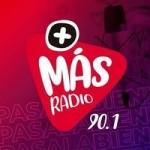 Logo da emissora Radio Más 90.1 FM