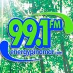 Logo da emissora Radio Energy 99.1 FM