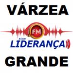 Logo da emissora Rádio Liderança FM Várzea Grande