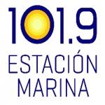 Logo da emissora Radio Estacion Marina 101.9 FM