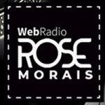Logo da emissora Rádio Rose Morais