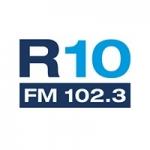Logo da emissora Radio Pinamar 102.3 FM