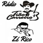 Logo da emissora Rádio Tião Carreiro e Zé Rico