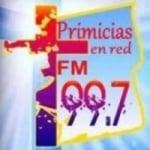 Logo da emissora Radio Primicias 99.7 FM