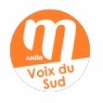 Logo da emissora M Radio Voix Du Sud