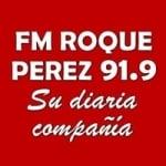 Logo da emissora Radio Roque Pérez 91.9 FM