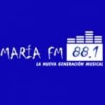 Logo da emissora Radio María 88.1 FM