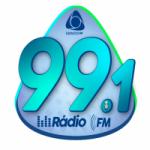 Logo da emissora Rádio Equinócio 99.1 FM