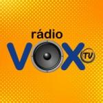 Logo da emissora Rádio Vox TV