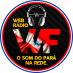 Logo da emissora Web Rádio WF