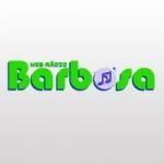 Logo da emissora Web rádio Barbosa